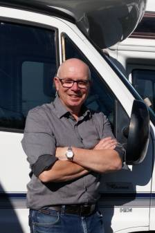 Chris Gage - Motorhome Specialist