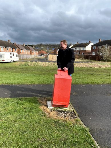 Clean And Green - Mark Appleby, Consett South Labour Candidate